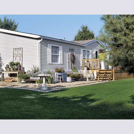 What is the difference between a trailer, mobile home and manufactured home?