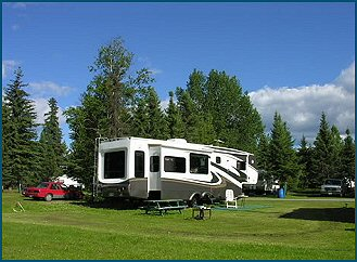 Information For Senior RV Parks